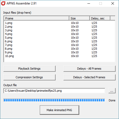 6252 (Doesn't get apng duration correctly) – FFmpeg
